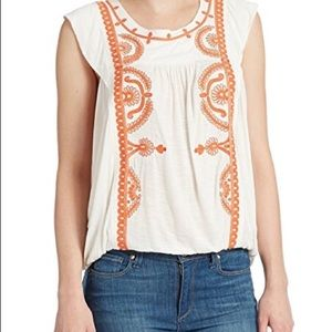 Dos Sequndos Free People Top